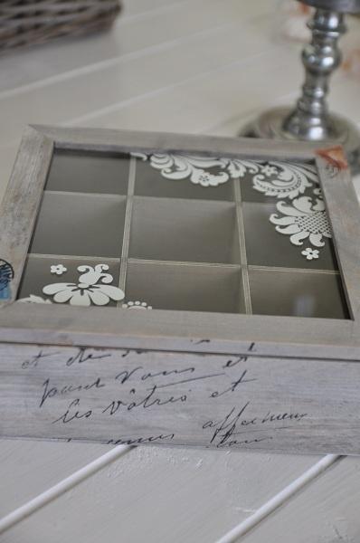 Wooden Tea Box, corregir la caja que ya empece y que es igualita