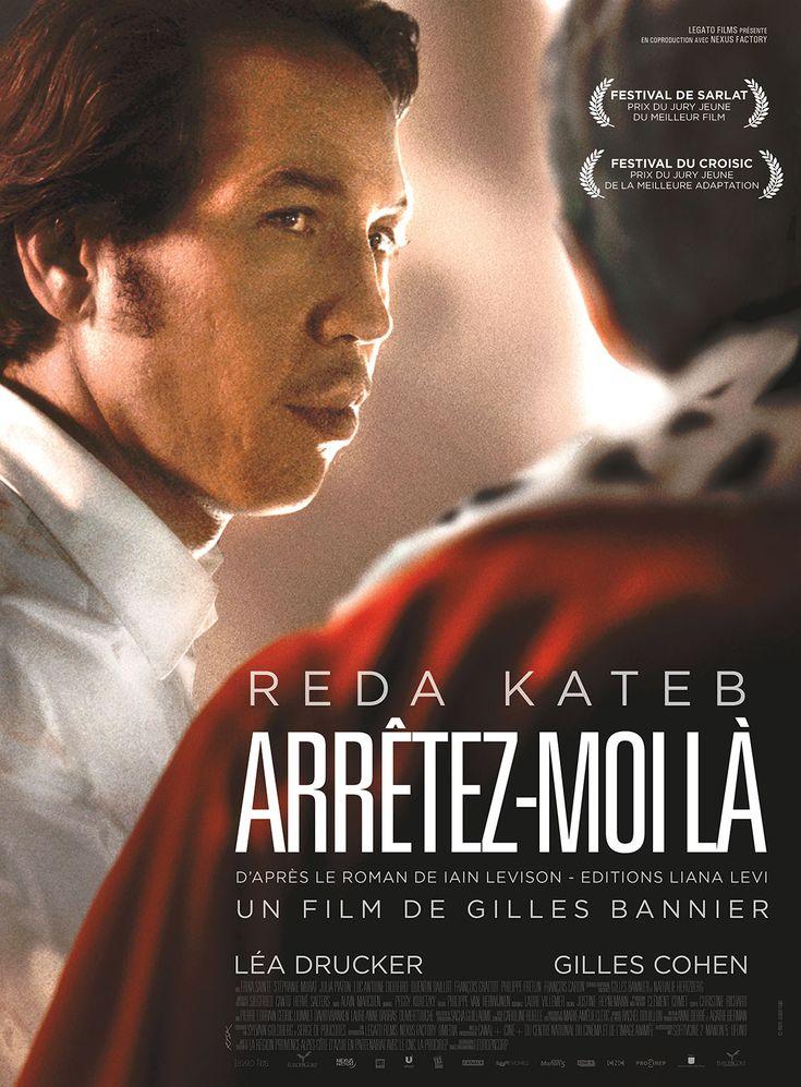 Arrêtez-moi là est un film de Gilles Bannier avec Reda Kateb, Léa Drucker. Synopsis : Chauffeur de taxi à Nice, Samson Cazalet, la trentaine, charge une cliente ravissante à l'aéroport. Un charme réciproque opère. Le soir même, la fille