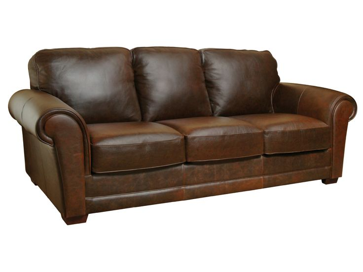 Ikea Sofa Bed Mark Leather Sofa by Luke Leather See it here http