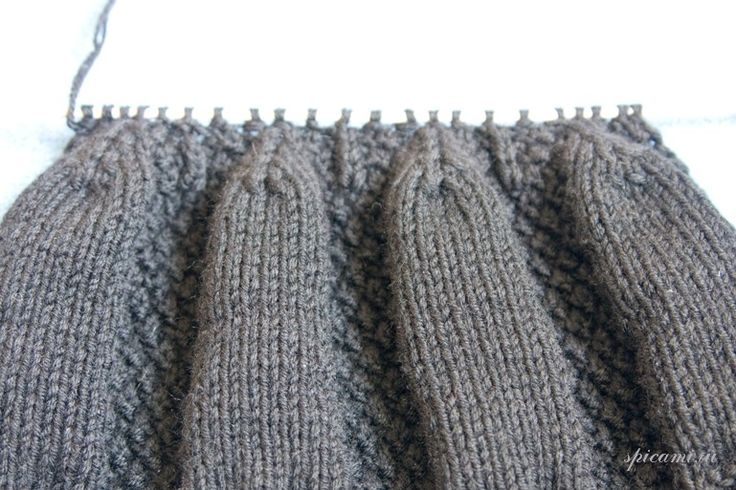 как связать шапку: Шарф Спицами, Knitting, Спицами Крючком