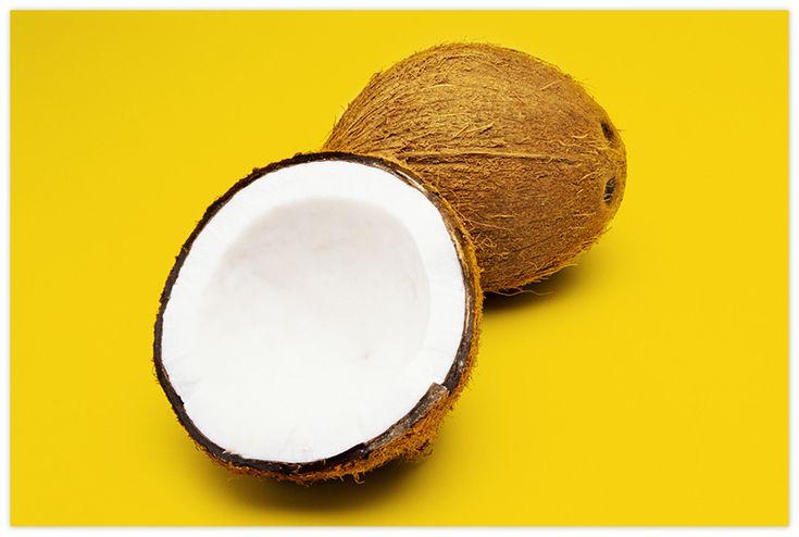 Two-Ingredient DIY Coconut Hair Treatment | Beautylish
