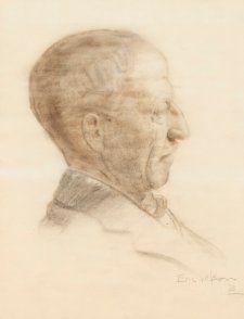 Julian Rossi Ashton, 1933 by Eric Wilson