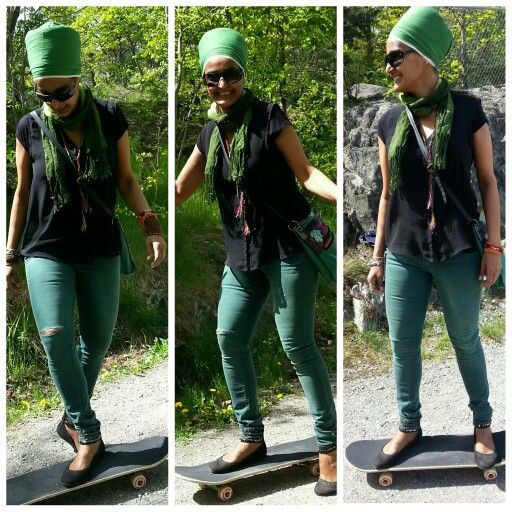 """""""Green is the prime color of the world, and that from which its loveliness arises"""""""