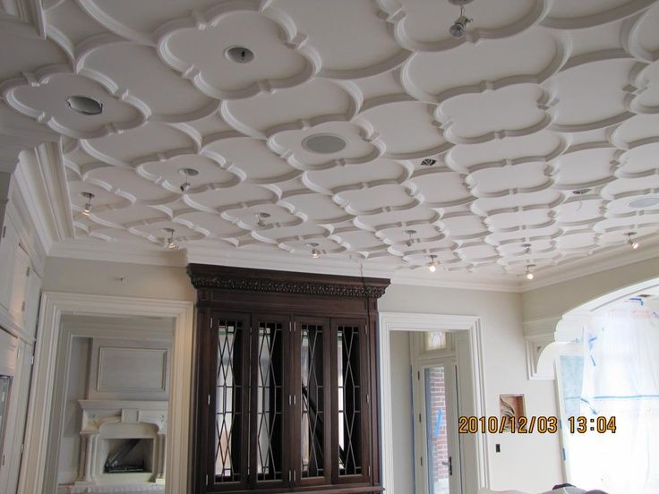17 Best Images About Plaster Ceiling Designs On Pinterest
