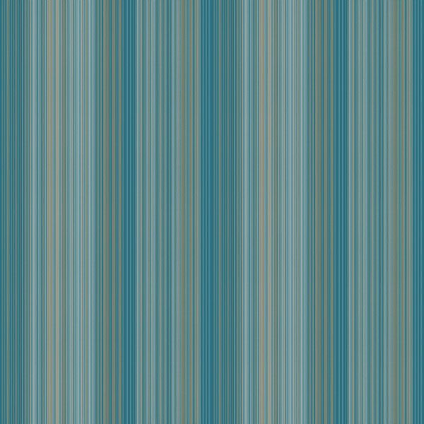 Blue and gold metallic stripe from Galerie's newest collection Indo Chic- G67400
