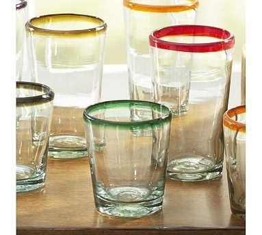17 Best Images About Drinking Glasses On Pinterest