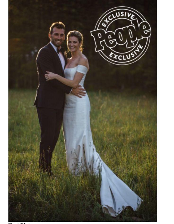 Erin Andrews and Jarret Stoll Wedding 2017