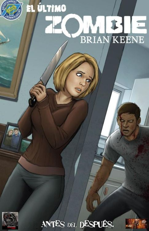 El último zombie - Antes del después | 1-4 | CBR | Español...