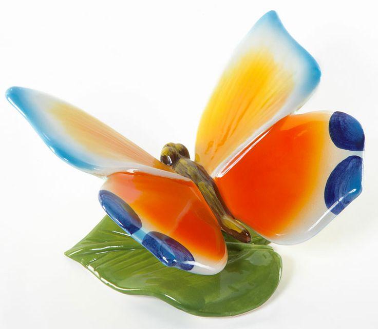 """«Il battito delle ali di una farfalla in Brasile può scatenare un tornado in Texas». Chi assocerebbe mai una farfalla al caos?!? Eppure E.N. Lorenz, il matematico statunitense, ha coniato il neologismo """"effetto farfalla"""" per spiegare la teoria del caos ;-)"""