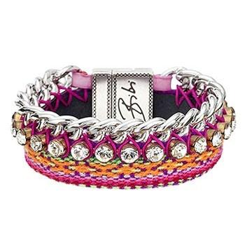 Unfortunately Oh!: Swarovski-Inspired BraceletCrafts Ideas, Bracelets Chains, Bibi Bijoux, Swarovskiinspir Bracelets, Diy Bracelets, Jewelry, Swarovski Elements, Joy Bracelets, Friendship Bracelets