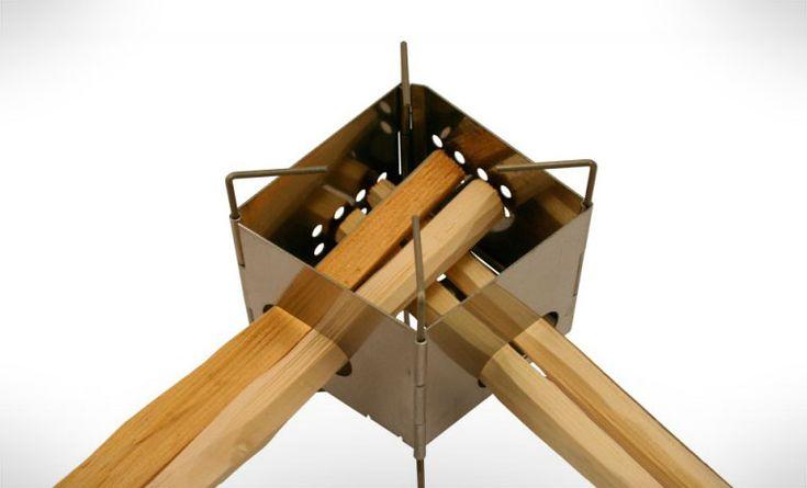 Firebox Nano Stove Compact camping gear