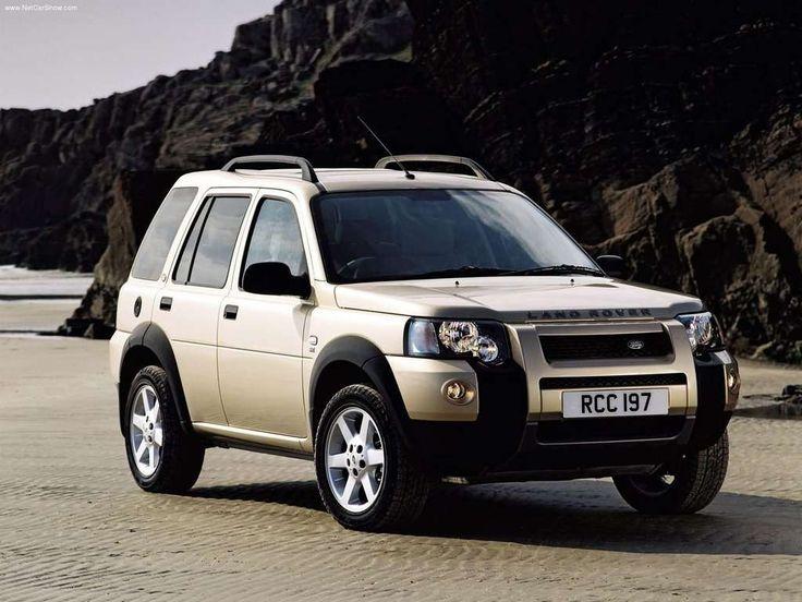 Land Rover | ... Markaları / Land Rover Modelleri / Land Rover Freelander Td4 2005