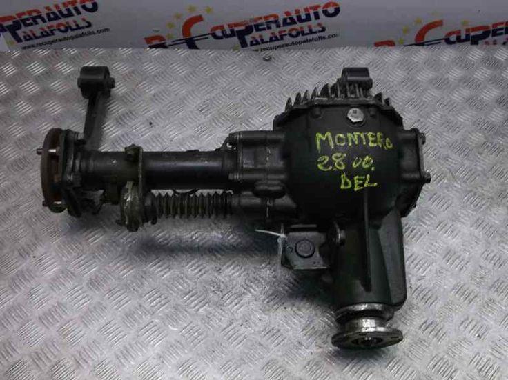 Recuperauto Palafolls le ofrece en stock este diferencial delantero de Mitsubishi Montero (V20/V40) 2.5 Turbodiesel   0.91 - ... con referencia ---. Si necesita alguna información adicional, o quiere contactar con nosotros, visite nuestra web: http://www.recuperautopalafolls.com/
