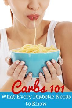 Learn all about which carbs are right for your diabetic lifestyle here. Spoiler: not all carbs are created equal. .