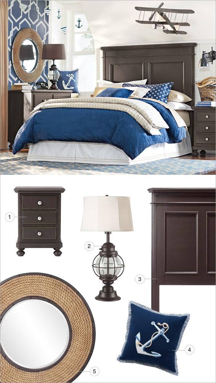 Nautical Inspired Bedrooms 17 Best Ideas About Nautical Boy Rooms On Pinterest Nautical