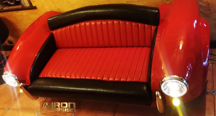 AC Cobra RED SOFA