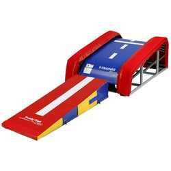 T-Trainer for Gymnastics: Want!