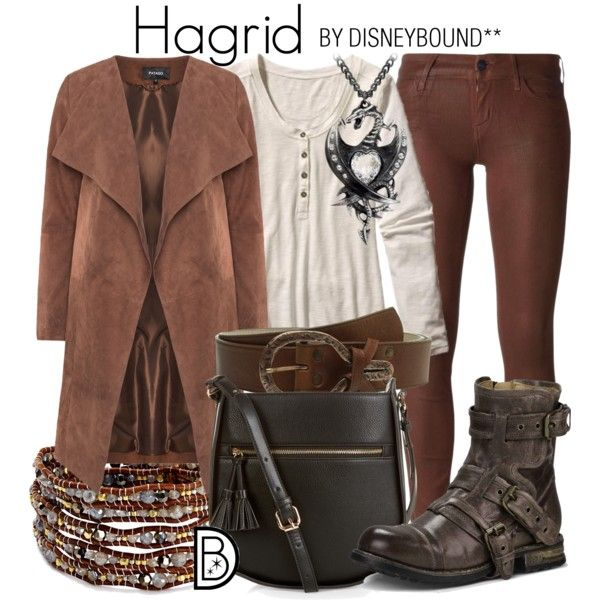 Hagrid: Chapter 13- Aurora