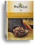 Mighty Leaf Tea Company - African Nectar, 15 tea bags by Mighty Leaf Tea. $9.49. Mighty Leaf Tea Company - African Nectar, 15 tea bags. Save 14%!