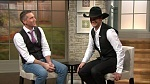 """Crossroads360: Paul Brandt  performs  """"Come to the Garden Alone"""""""