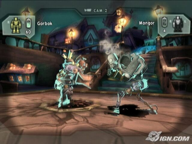 Monster Lab para NDSEs un juego de Lucha para DS, un juego muy entretenido para jugar con los amigos. No se lo pierda, ya puede Descargar Gratis.