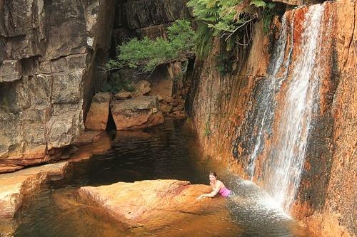 Mermaid at Totem Pool