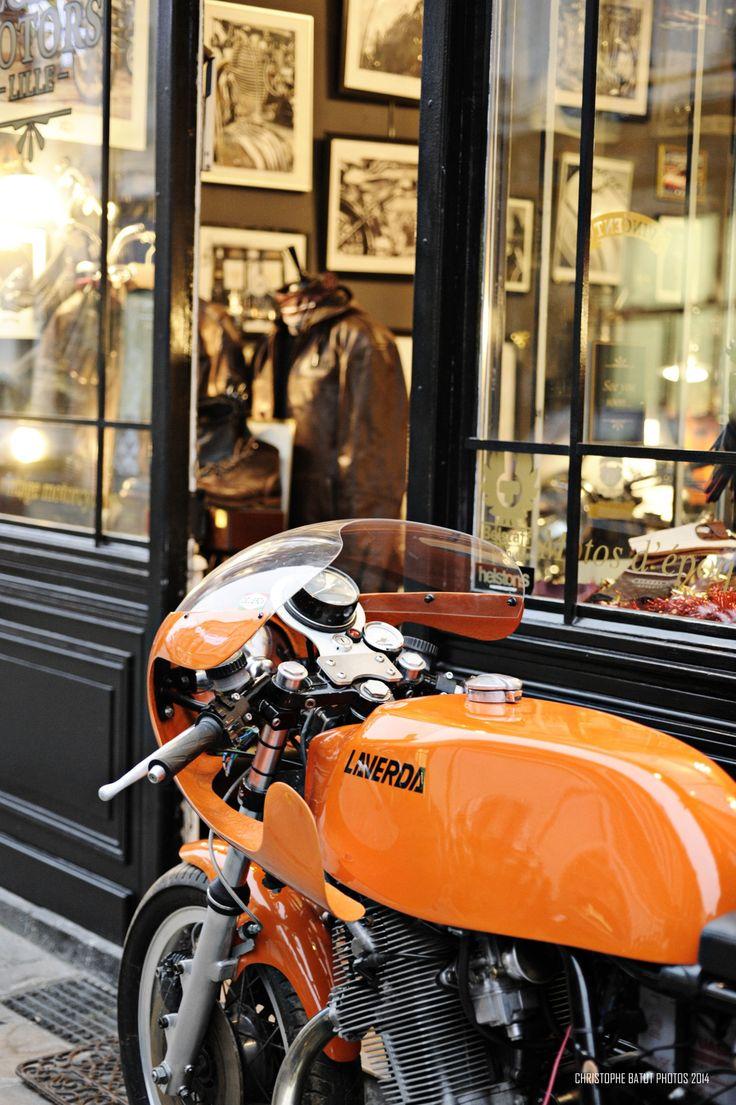 Laverda legend motors laverda 750sf special legend motors lille france christophe batut photos