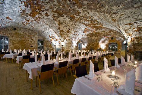 Banquet Facility at Tenalji von Fersen Suomenlinna Sveaborg, Helsinki, Finland