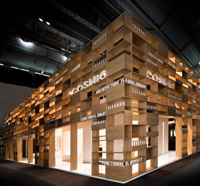 Stand COSMIC POM D'OR