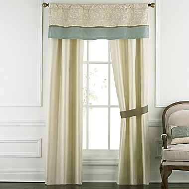 Chris Madden Drapes Avalon Jcpenney Not Crazy On Color Idea Format For The Home