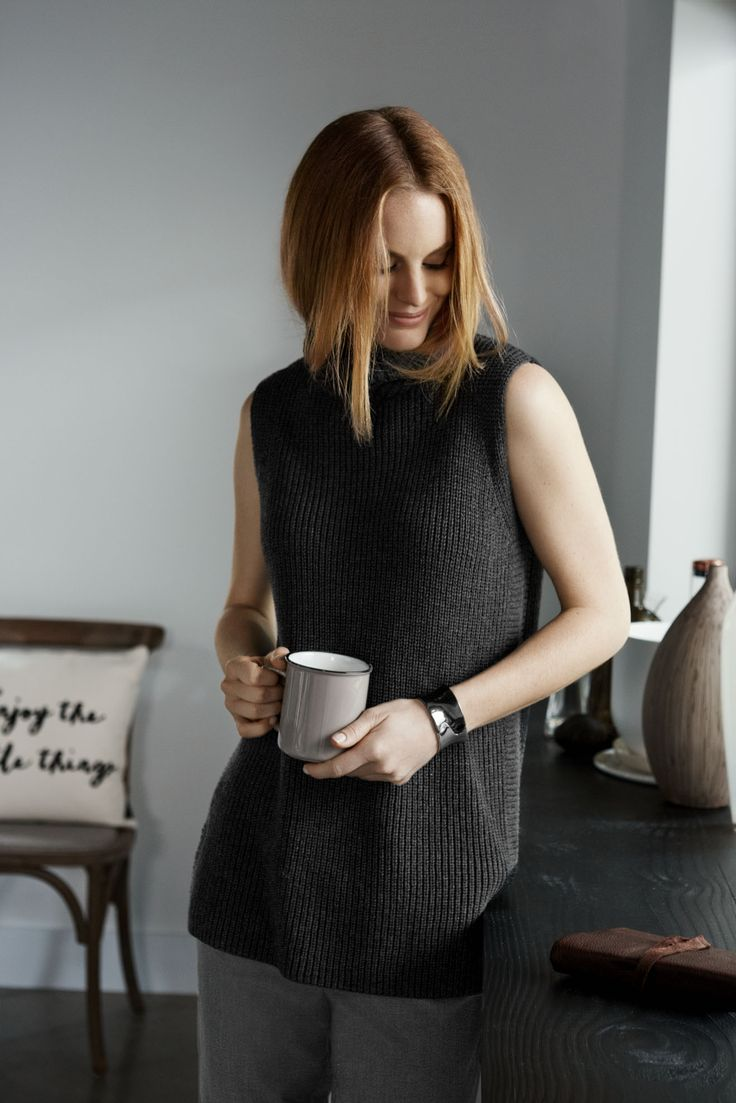 Sweaters so soft, it's OK to be touchy-feely. In fact, we recommend it.