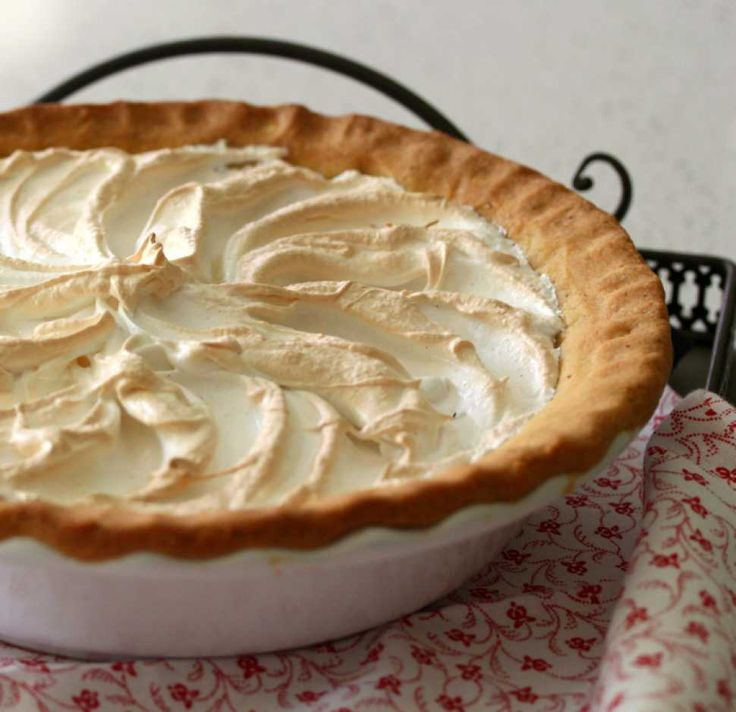 Thermomix Lemon Meringue Pie #thermomix #tenina #recipe