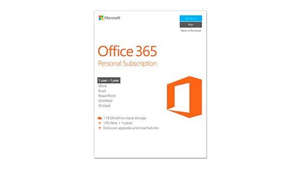 Office 365 Personal Boxshot