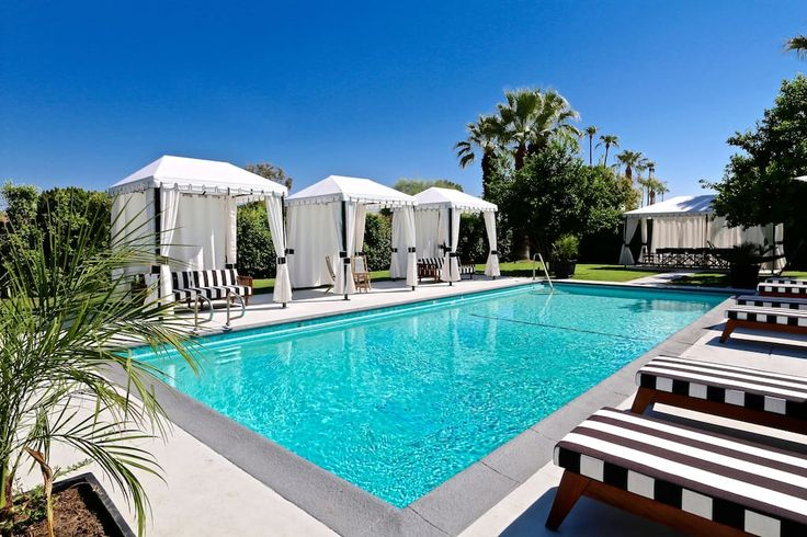 Hotel El Cid. Your own celebrity hideaway! in Palm Springs, California, United States