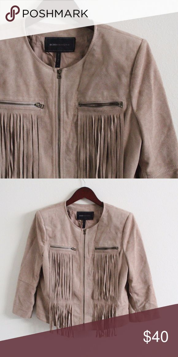 BCBG Western Style Reiss Jacket never worn, great condition. BCBG Jackets & Coats
