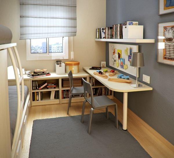 The 25+ best Schreibtisch für kinderzimmer ideas on Pinterest ... | {Design kinderzimmer 11}