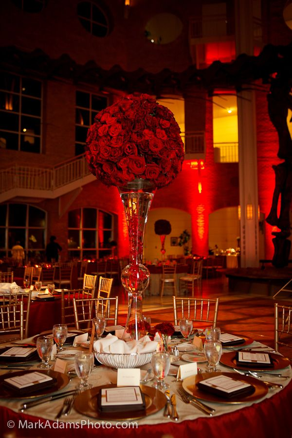 wedding decorations red and gold and black the image kid has it. Black Bedroom Furniture Sets. Home Design Ideas