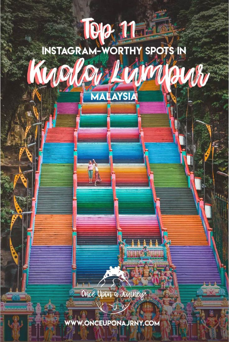 Top 11 Instagram-Worthy Spots in Kuala Lumpur Malaysia #instagram #kualalumpur #…