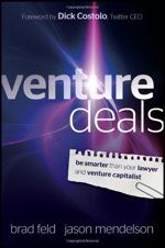 Venture Deals - Brad Feld & Jason Mendelson - The Personal MBA