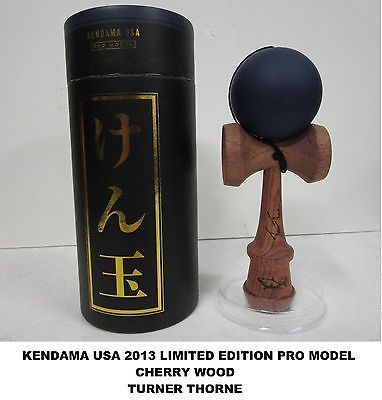Other Classic Toys 19027: Kendama Usa 2013 Limited Edition Cherry Wood Pro Model Spirit Animal Series -> BUY IT NOW ONLY: $60 on eBay!