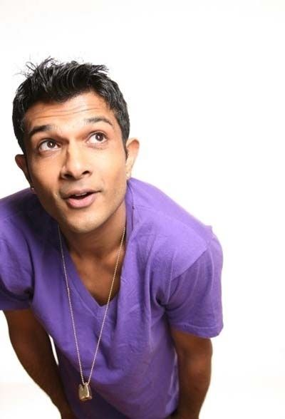 """Pitch Perfect"" Breakout Utkarsh Ambudkar. I swore this was the kid from Mean Girls"
