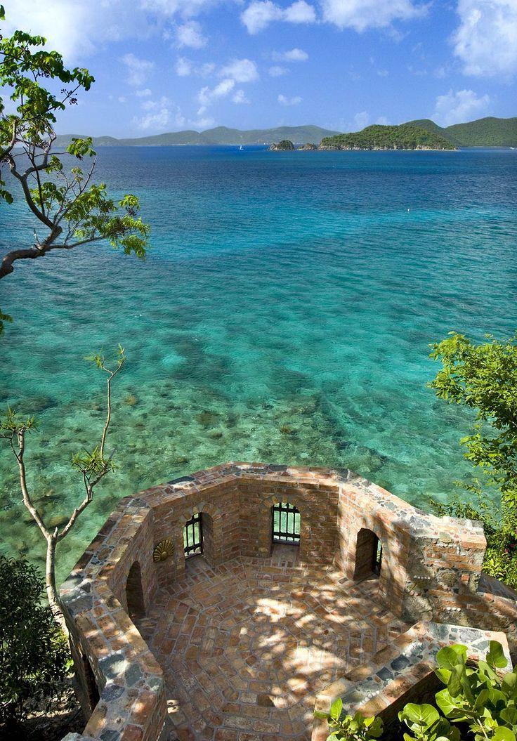 Larger Pictures of Presidio del Mar (6br) - Peter Bay, St. John, USVI