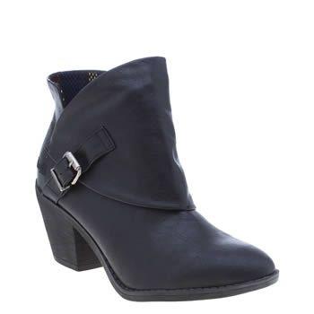 Blowfish Black Suba Womens Boots