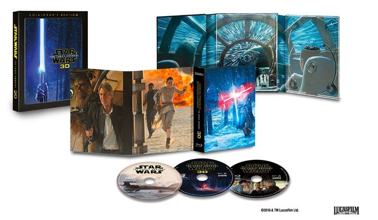 Take us back to December 2015. Star Wars bursts back on then big screen after a ten year hiatus and The Force Awakened for us at least, in IMAX 3D. Or so were were told. After paying a premium tick…