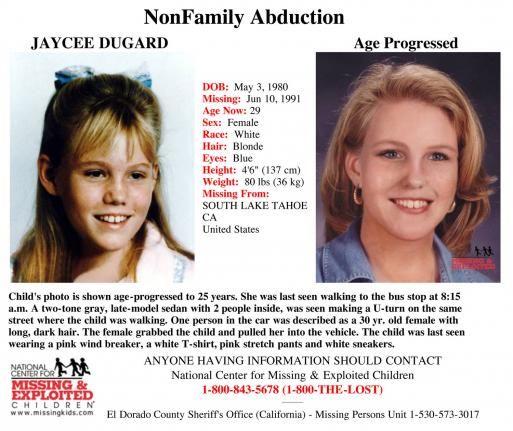 Jaycee Dugard Daughters 2014 | Jaycee Dugard Children Photos 2010 Jaycee dugard, seen in this