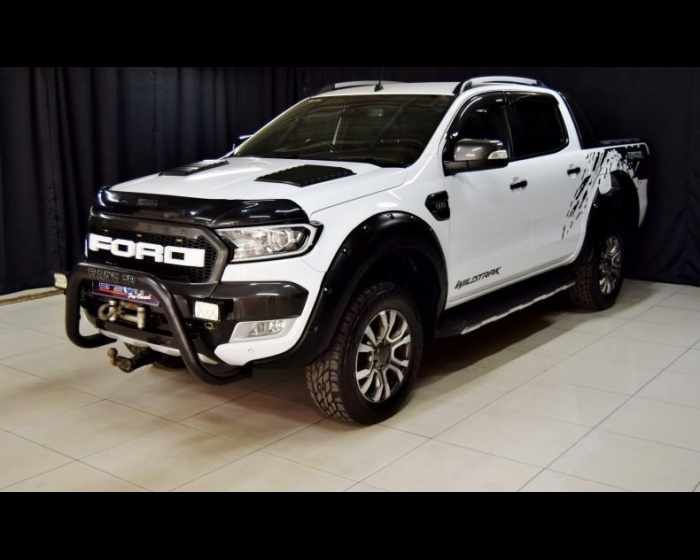 2016 Ford Ranger 3 2 Tdci Wildtrack 4x4 Automatic P U D C Http Www Epsonmotors Co Za Ford Ranger Used For Sale Boksburg Nig Cars For Sale Gauteng Used Cars