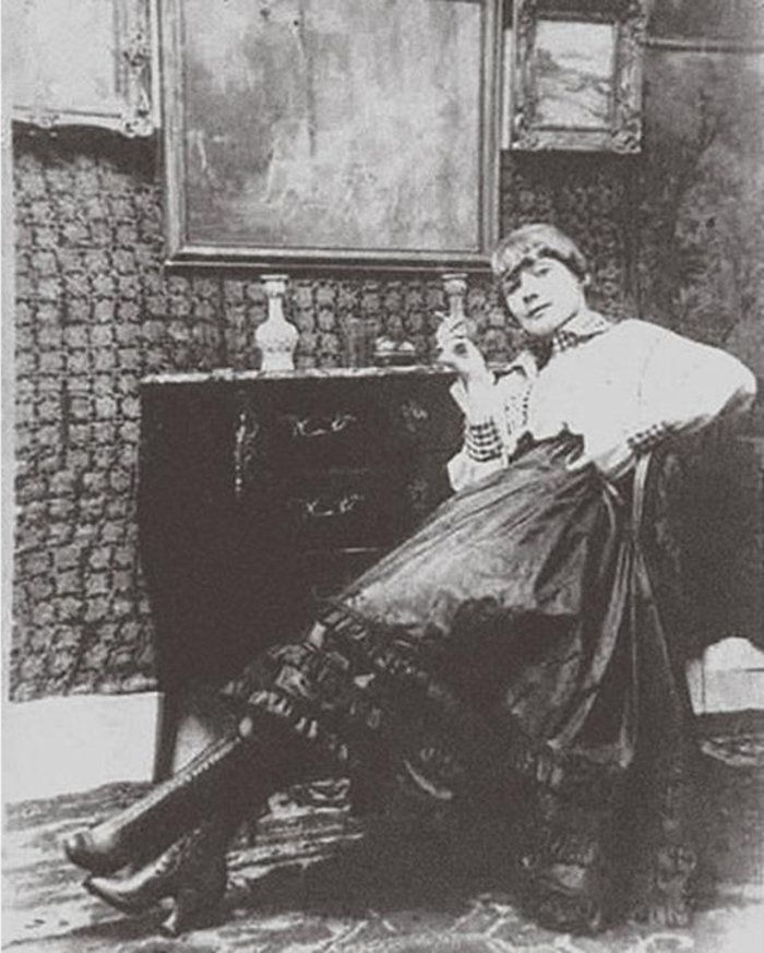 Lily Elbe - the first transexual