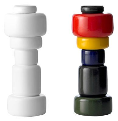Plus Spice mill Multicoloured by Muuto - Design furniture and decoration with Made in Design
