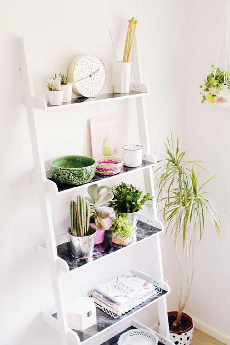 M s de 25 ideas incre bles sobre estante para plantas en for Estantes para plantas exteriores