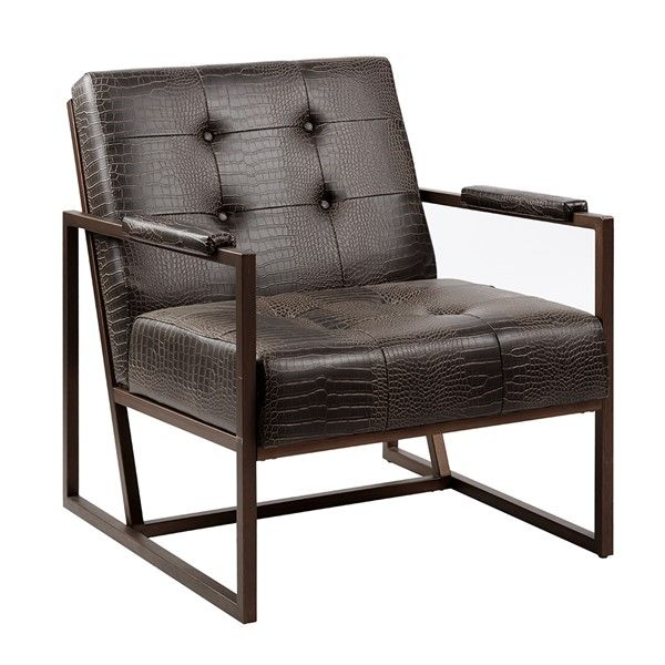 Ink Ivy Waldorf Lounge Armchair Chair Furniture